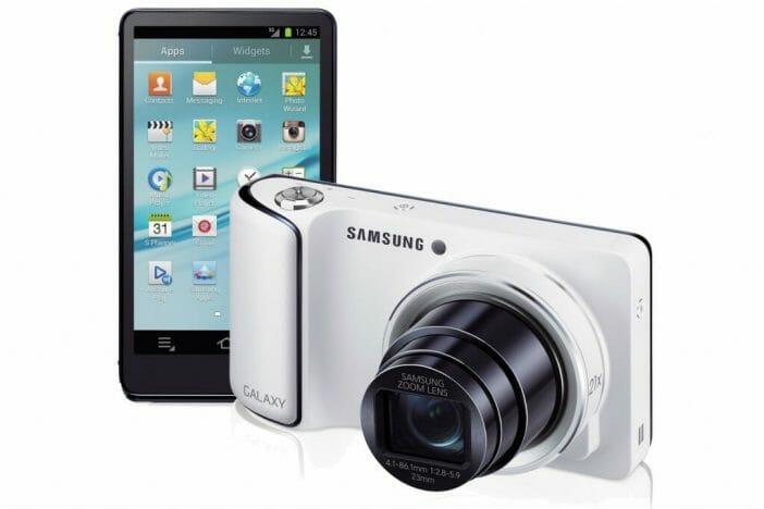 Galaxy Camera, de Samsung