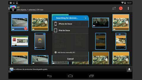 Photosync ya está disponible para dispositivos Android