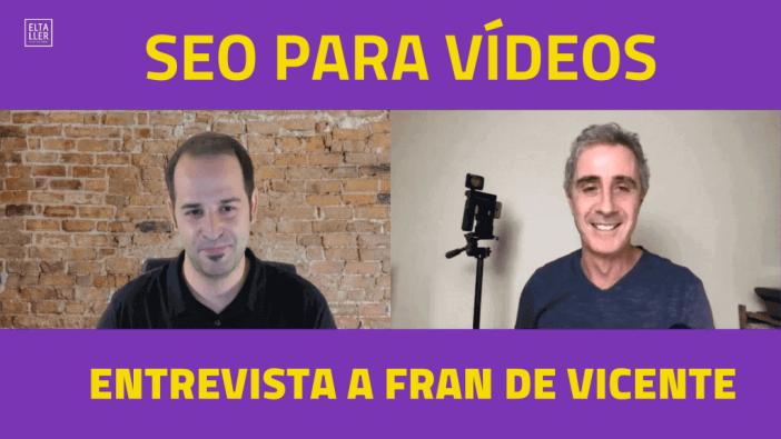 SEO para vídeos