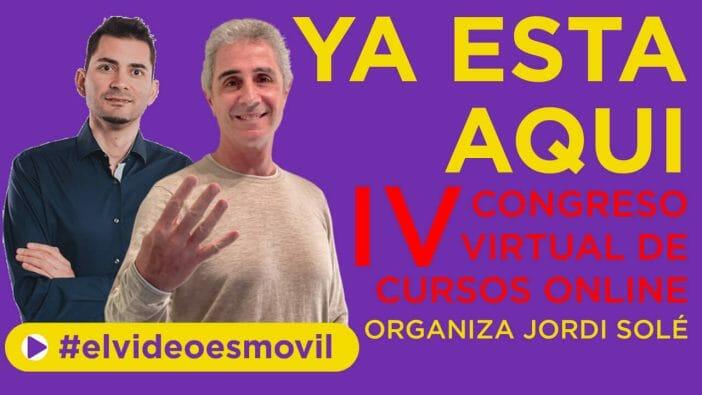 IV CONGRESO VIRTUAL DE CURSOS ONLINE